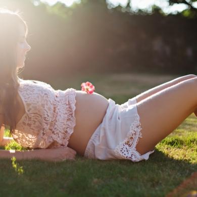 Filippova Pregnancy Photography - Vancouver, BC