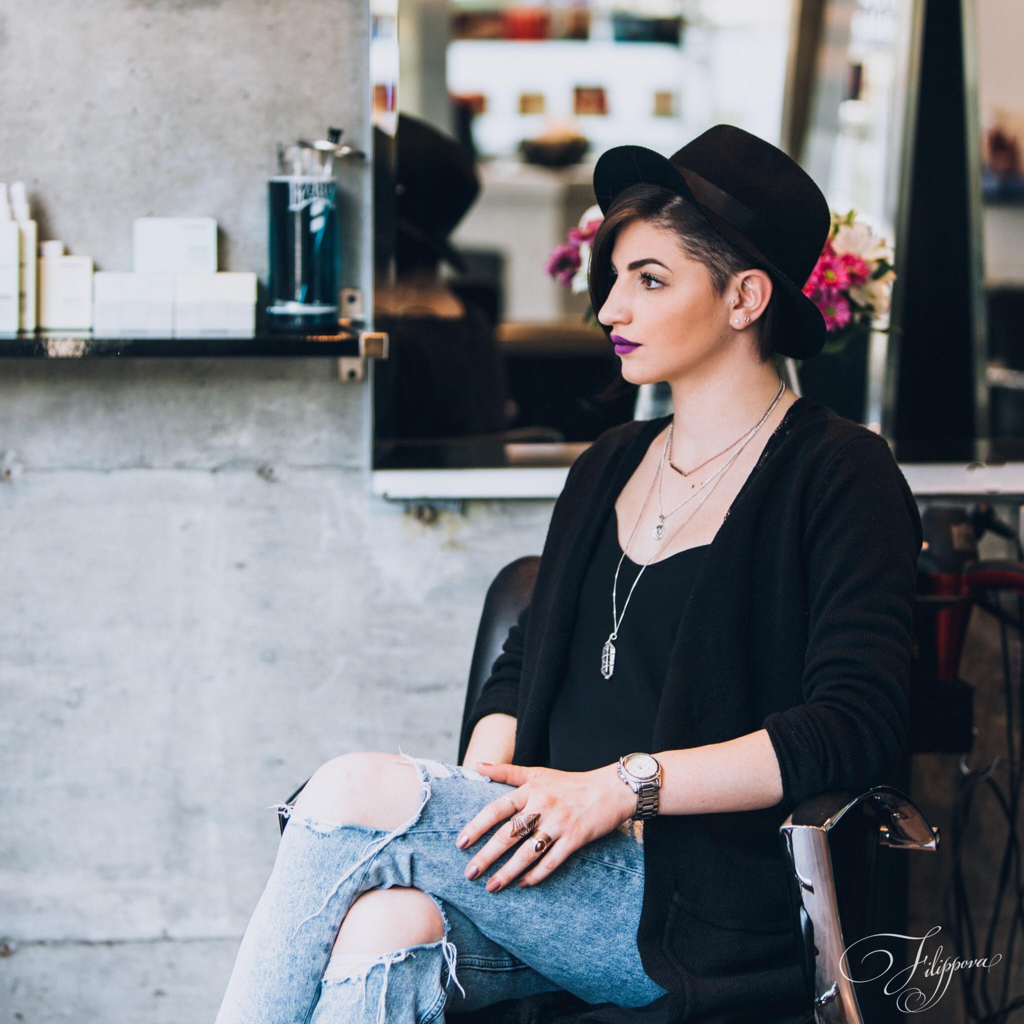 Vancouver Boudoir & Portrait Photographer